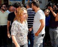 HDP'li Saliha Aydeniz Demokratik Bölgeler Birliği'ne geçti!