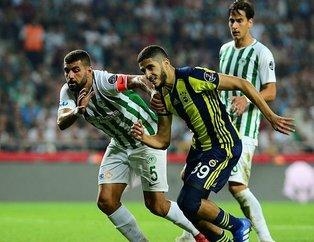 Konyaspor maçında dikkat çekmişti! Benzia'nın giydiği taytın nedeni belli oldu