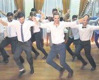 Latin dansı değil Ankara havası