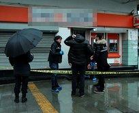 İstanbul'da banka müdürüne silahlı saldırı