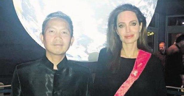 Yok artık Jolie!