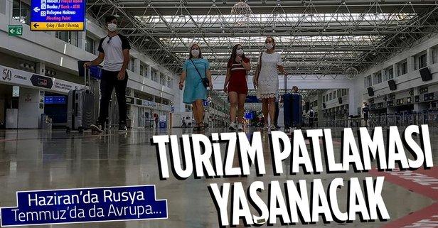 Türkiye'de turizm patlaması yaşanacak