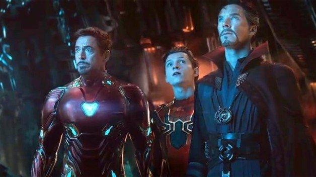 Avengers: Infinity War (Yenilmezler: Sonsuzluk Savaşı) gişeyi alt üst etti