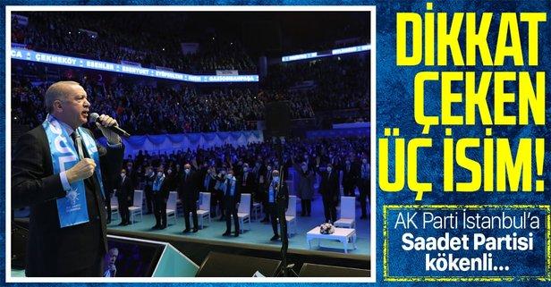 AK Parti'ye dikkat çeken 4 isim katıldı!