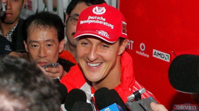 Michael Schumacher'in son görüntüsü şoke etti! Michael Schumacher'in en son sağlık durumu nasıl?