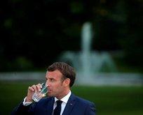 Fransa Cumhurbaşkanı Macron'dan Türkiye'ye küstah sözler