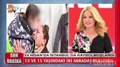 Müge Anlı'da bugün 16 Nisan 2021 televizyon tarihinde örneğine rastlanmayan olay! 24 saat içinde 3 ayrı şehirde 6 çocuk...