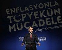 Bakan Albayrak enflasyonla mücadele eylem planını açıkladı