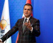 AK Parti Sözcüsü Ömer Çelikten açıklamalar