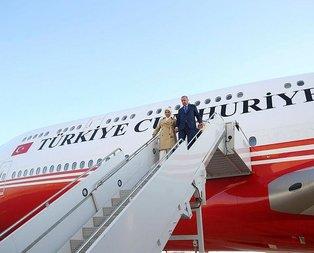 Başkan Erdoğan ABD'de
