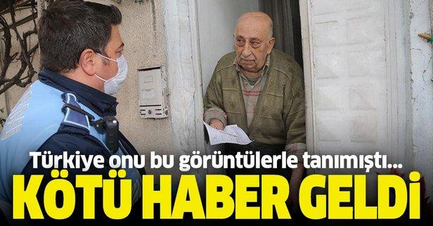 Türkiye'yi duygulandırmıştı! Hastaneye kaldırıldı