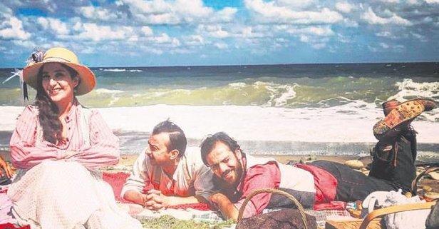 Dostlar piknikte