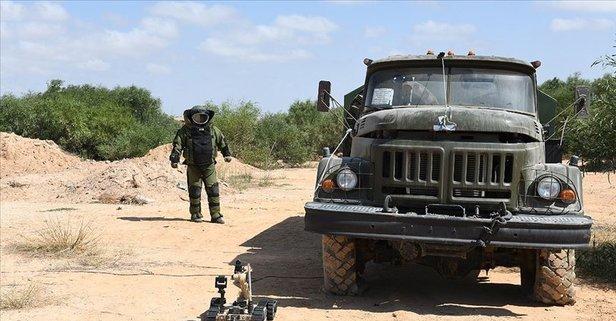MSB açıkladı! Libya'da çalışmalar devam ediyor