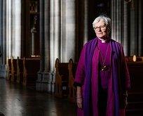 Alçak saldırıya bir tepki de başpiskopostan