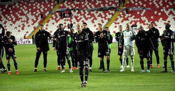 Sivasspor kabusu sona erdi