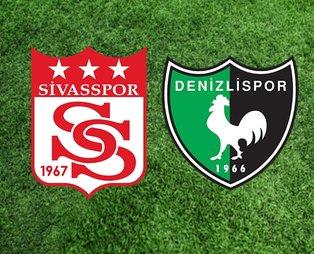 Sivasspor - Denizlispor | CANLI