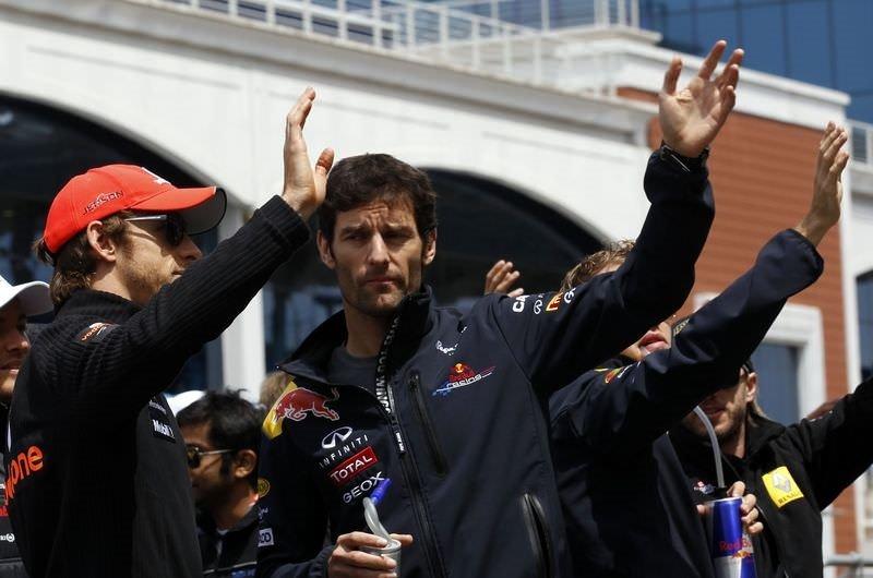İstanbuldan Formula 1 geçti