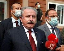 Şentop'tan flaş Berberoğlu açıklaması