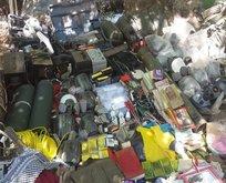 Pençe-2 Harekâtı'nda terör örgütüne ağır darbe