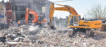 Kentsel dönüşümde ek emsal kaosu önlendi