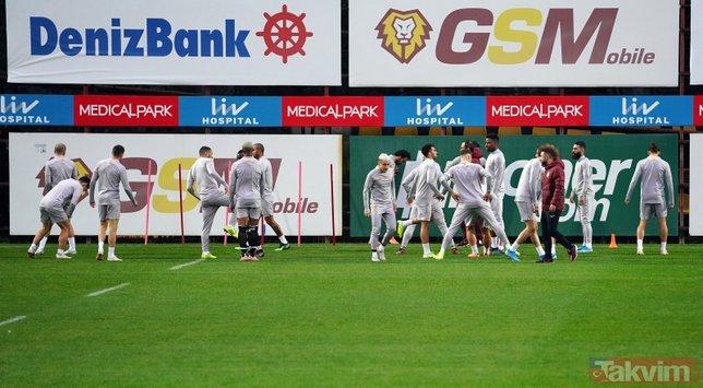Fatih Terim'den sürpriz karar! İşte Galatasaray'ın Club Brugge 11'i...