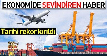 Son dakika: Mart ayı ihracat rakamları açıklandı