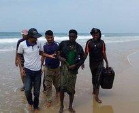 46 kaçak göçmen Yemen açıklarında boğuldu