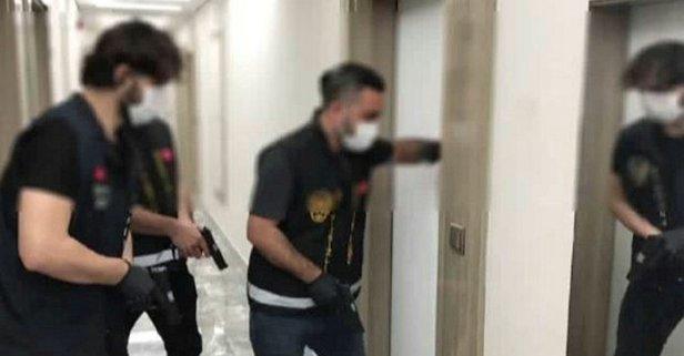 İstanbul'da uyuşturucu operasyonu: 6 kişi gözaltında