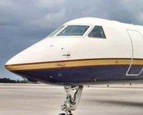 Atatürk Havalimanında iki sır uçak!
