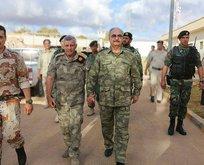 Libya Ordusu'ndan, Hafter milislerine darbe