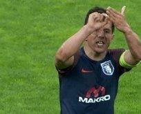 Emre Belözoğlu 'yaz bunu yaz' işaretini kime yaptığını açıkladı