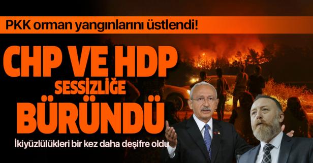 PKK üstlendi! CHP ve HDP sessizliğe büründü