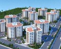 TOKİ'den 7 bin lira peşinat 305 TL taksitle evler!