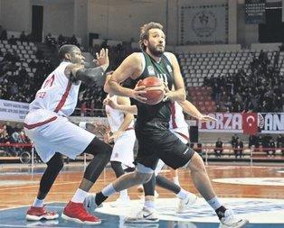 Gaziantep Sakarya'yı farklı devirdi: 83-58