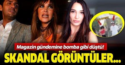 Yağmur Sarnıç ile Yaşar İpek aşk mı yaşıyor? Seren Serengil olayının ardından gündeme düşen skandal görüntüler!