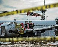 Pegasus uçağındaki yolcu dehşet anlarını anlattı!