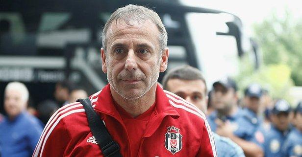 Beşiktaş'ta Braga maçı öncesi Abdullah Avcı şoku