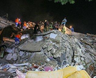 SON DAKİKA İZMİR DEPREM: 283 sokaktaki binanın enkazından Erol Subaş çıkarıldı