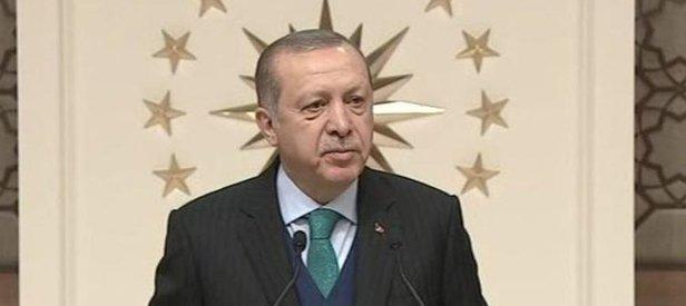 Erdoğandan kritik büyüme tahmini açıklaması