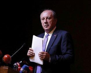 SON DAKİKA: CHP'de 'İnce' krizi! İstifa depremi sonrası ikna turları başladı
