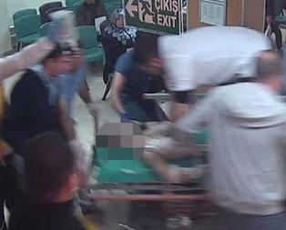 Bursadaki kahraman doktorun görüntüleri ortaya çıktı