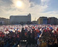 Fahrettin Altun paylaştı! Kocaeli'de Başkan coşkusu
