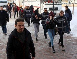 Sivas'ta fuhuş operasyonu! 4 kadın 1 erkek...