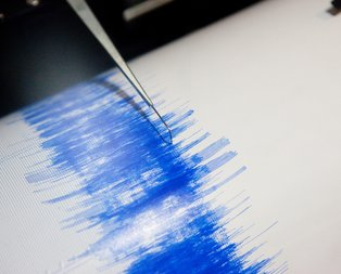 O ülkede korkutan deprem