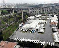 CHP'li İBB yönetimi İETT otobüslerini seferden çekti!