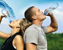 Gençliğin sırrı: Su