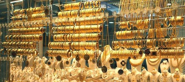 Altın fiyatları son dakika düşüşte! 8 Kasım gram, çeyrek, yarım, tam altın fiyatı ne kadar? Canlı altın fiyatları