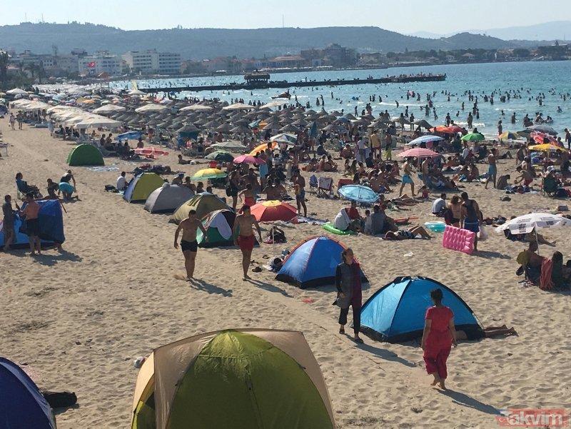 Çeşmeli turizmci: 'Ne olur gelmeyin, Eylül ayında gelin'