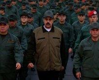 Maduro açıkladı: Yakalandılar!