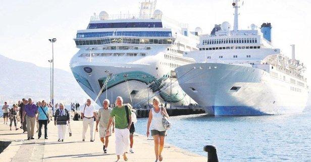 Hedef 50 milyon turist